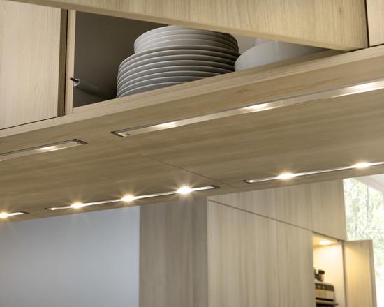 Подсветка для кухонных шкафов