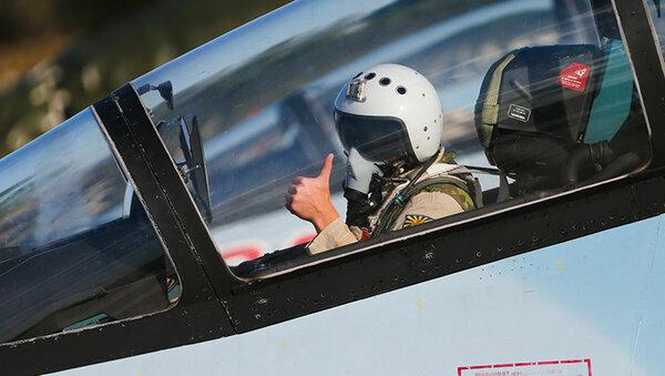 Летчик-инструктор РФ об инциденте в небе Сирии: «Наш парень завис в воздухе и зашел звену турок в хвост»