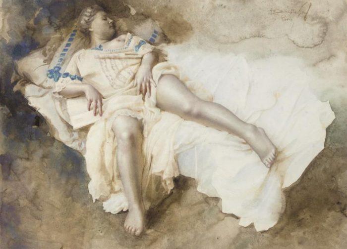 художник Лев Чистовский (Lev Tchistovsky) картины - 12