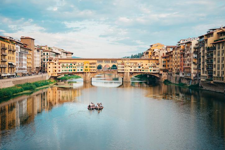Флоренция, Италия. Лучшие города Европы. Рейтинг самых привлекательных мест для посещения