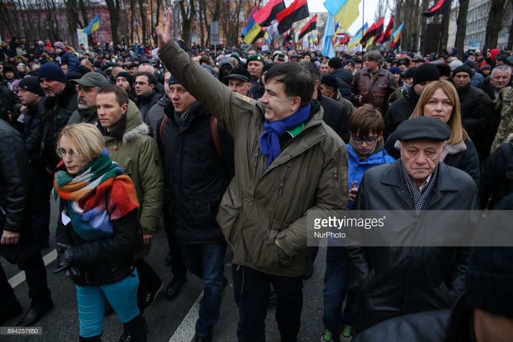 Саакашвили хотят экстрадировать. Что думаете?