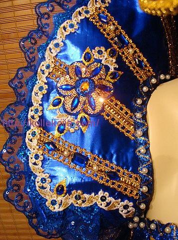 Платья для снежной королевы своими руками