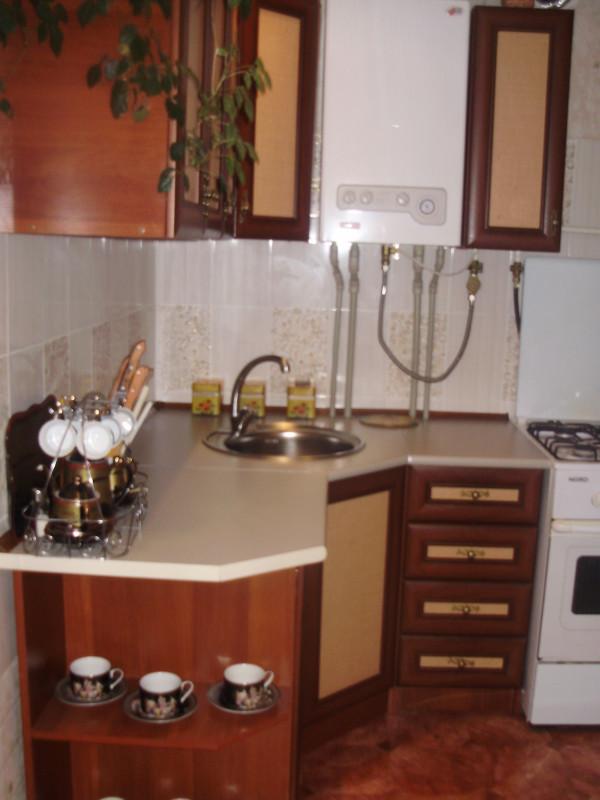 избавиться малогоборитные кухни с газовым котлом желаете одеть