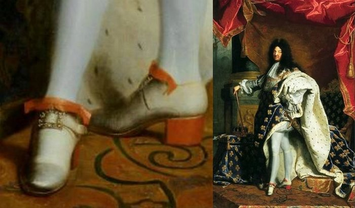 История моды: высокие каблуки
