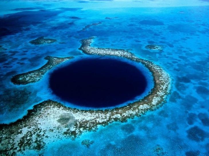 Земные дыры - врата ада, которые существуют на самом деле