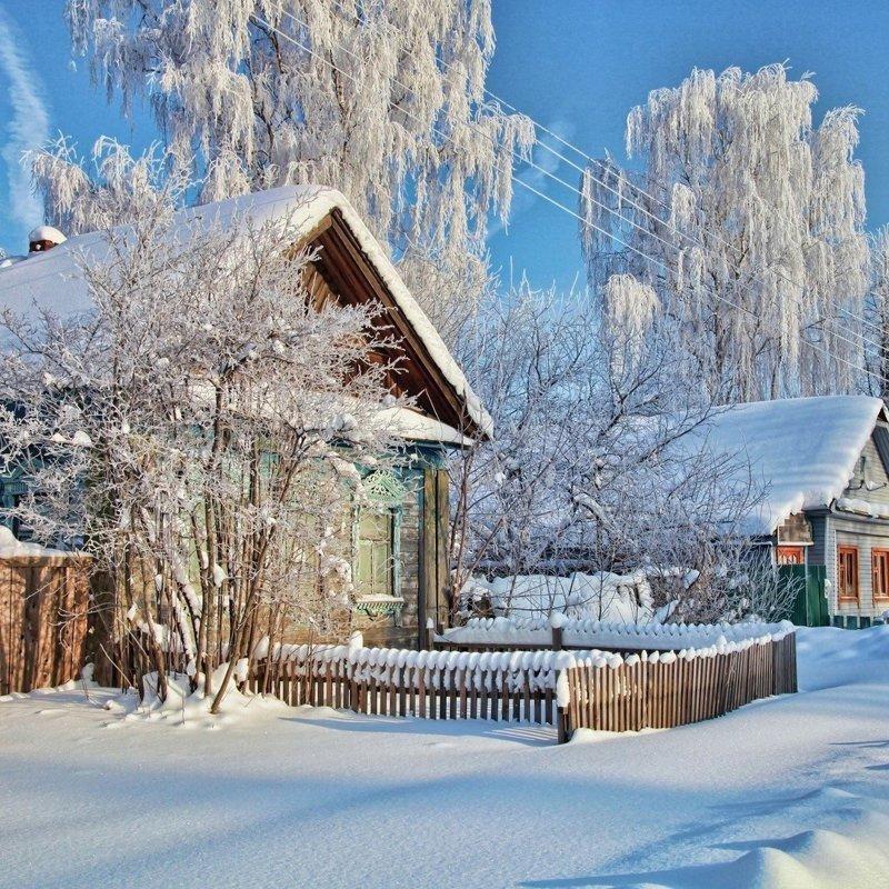 Простота и очарование русско…