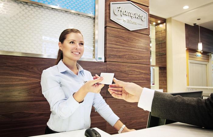 Гостиничные тонкости: постоянный клиент.