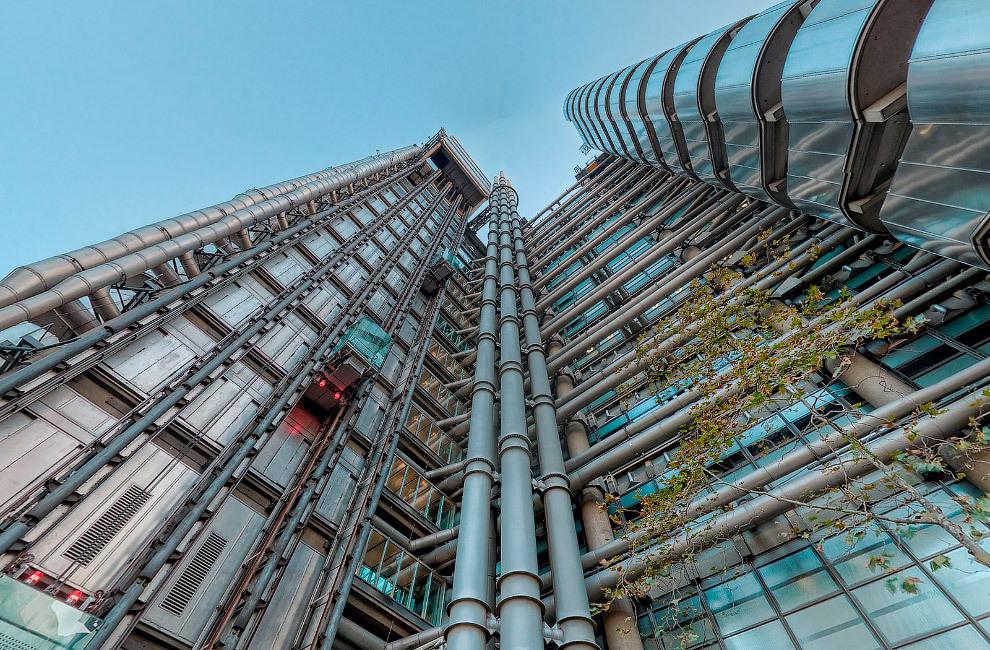 Самые удивительные лифты мира