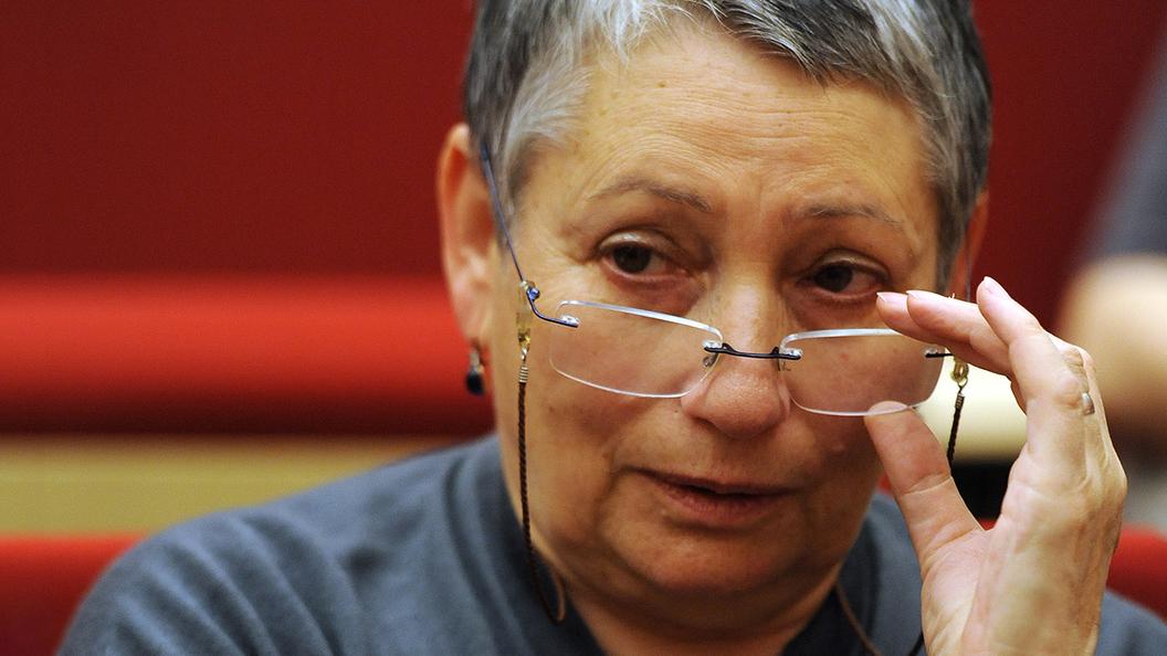 Чем бы дитя не тешилось...Украинское ТВ: Улицкая и Гордон рассуждают об «ущербности» русских генов