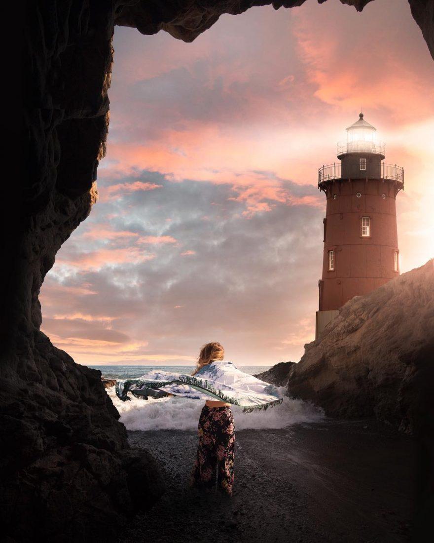 Мечтательный пейзаж и приключенческая фотография Брендана Уильямса