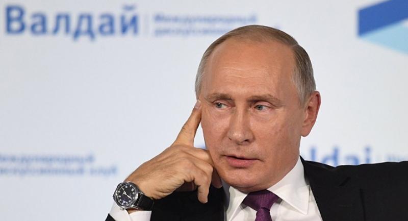 Восстановление связей необходимо и Украине, и России - Путин