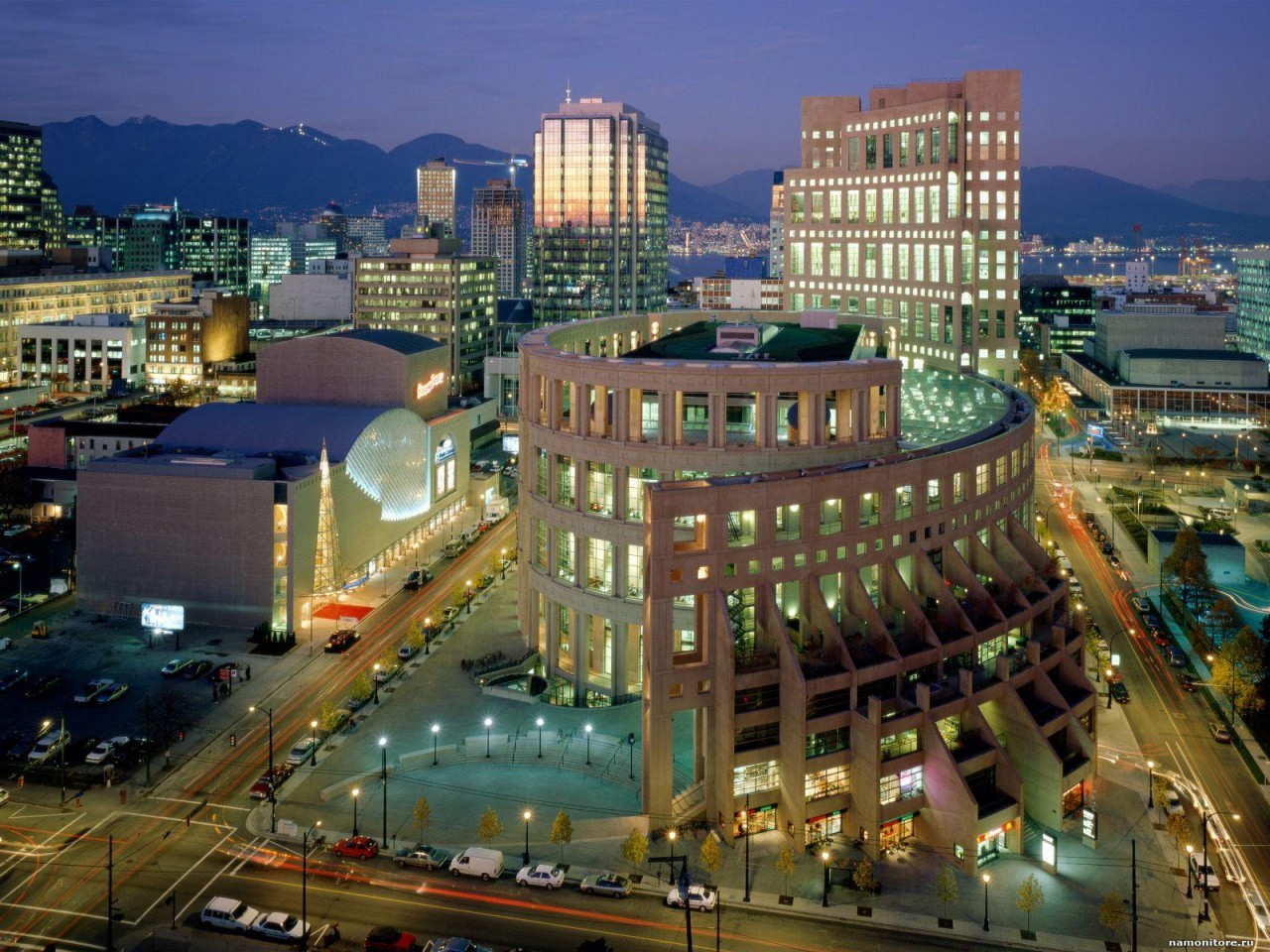 Ванкувер – столица прошедшей Олимпиады