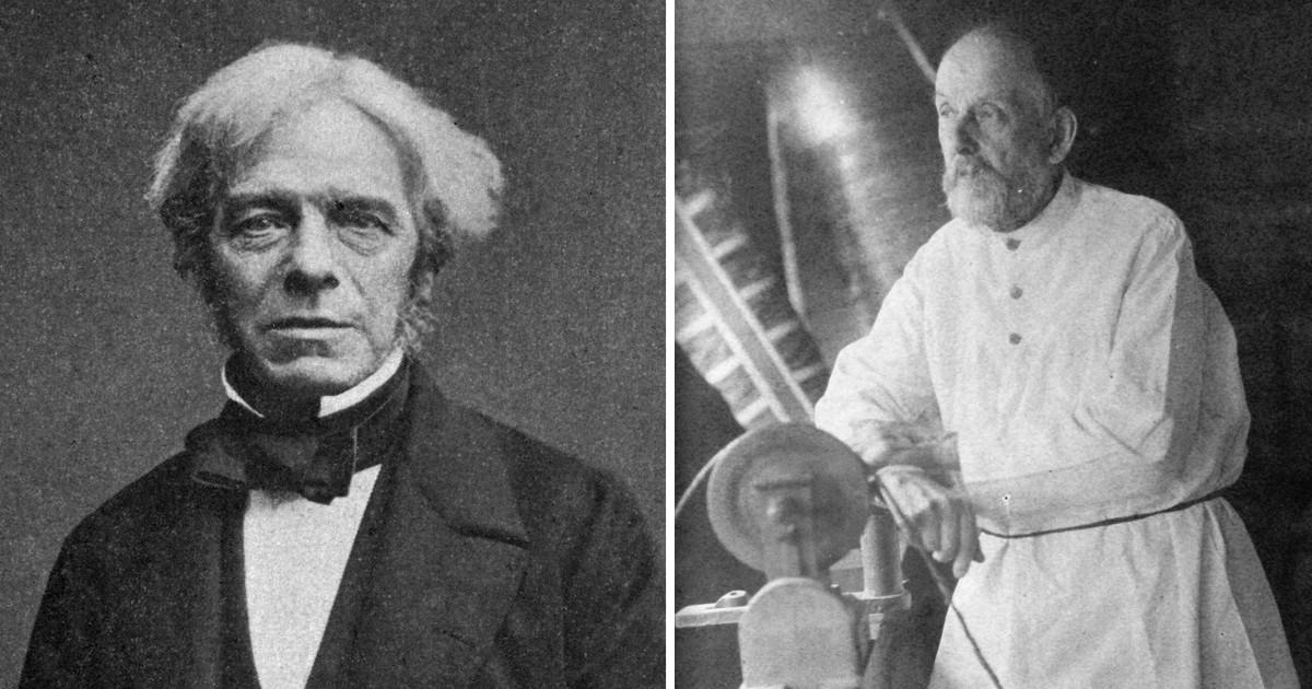 10 самоучек, которые внесли по-настоящему невероятный вклад в науку Гельфанд, Гребенников, Фарадей, наука, прорыв в науке, самообразование, самоучки, циолковский