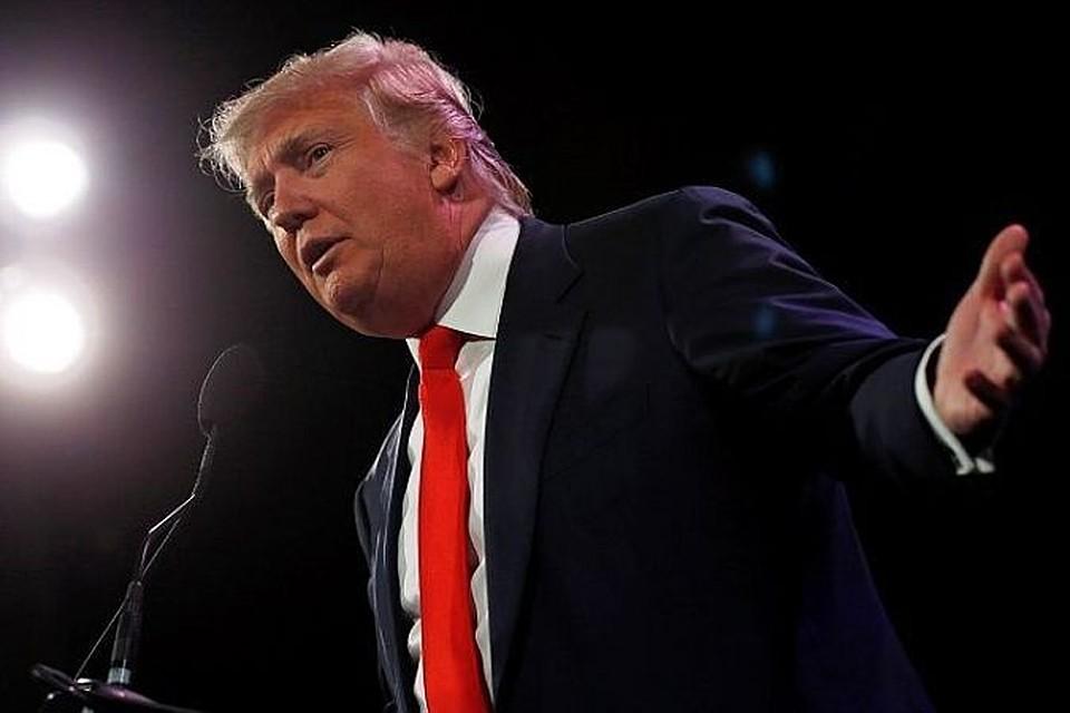 Хвастун Трамп отыскал политическую «волшебную палочку»