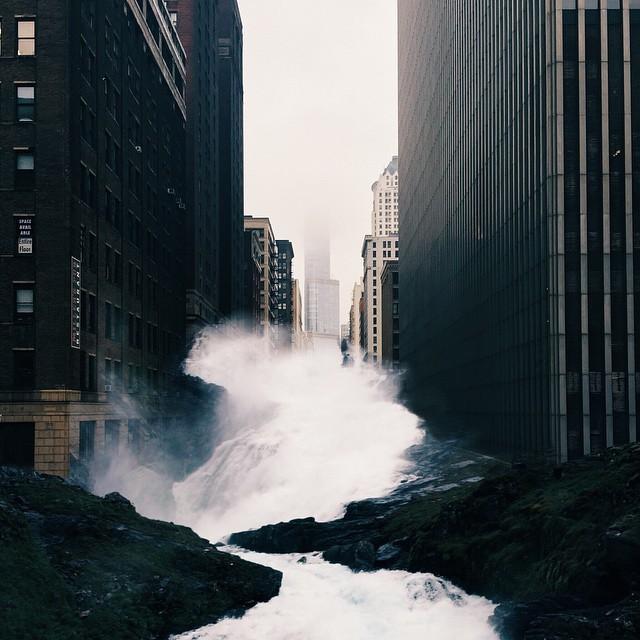 Сюрреалистический фото-проект Elise Swopes