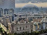 Москву накроют климатическими куполами и избавят от пробок