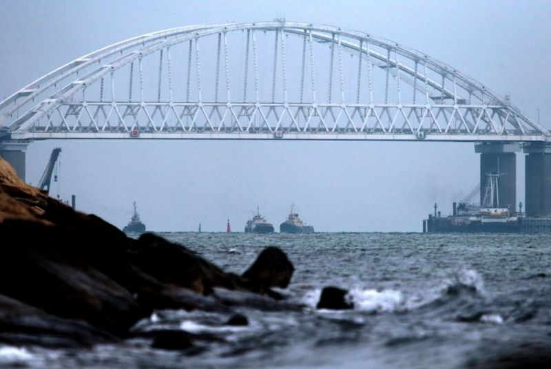 «Если произойдет подрыв Крымского моста, проект «Украина» будет закрыт!»