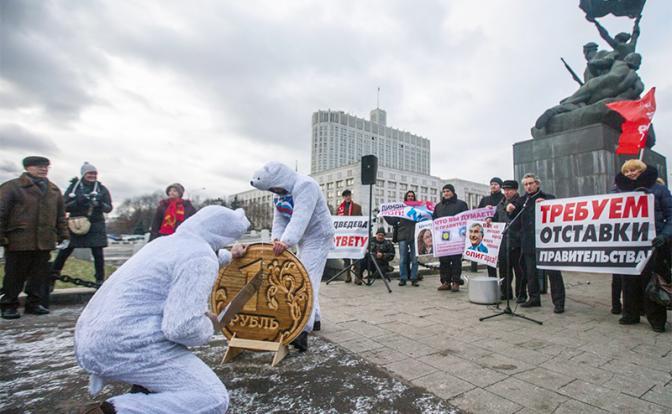 Сергей Обухов о ситуации, к которой можно прийти из-за ненасытности власти