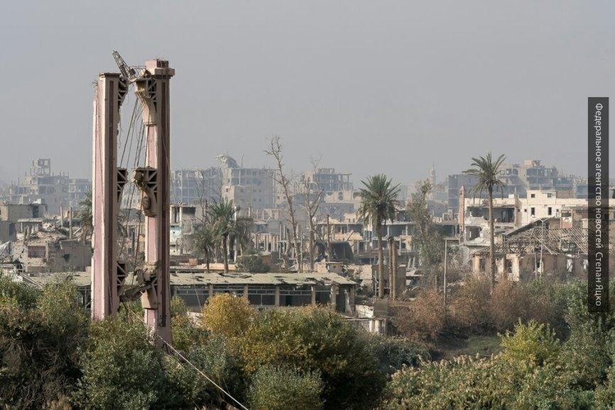 Россия предложит новые способы разрешения сирийского конфликта