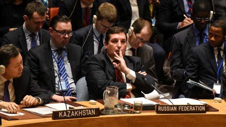 Libération: у России два достижения — кресло в Совбезе и ядерное оружие