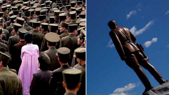 Правда о жизни в Северной Корее: 20 запрещенных фотографий, сделанных нелегально