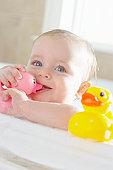 Травяные ванны для ребенка