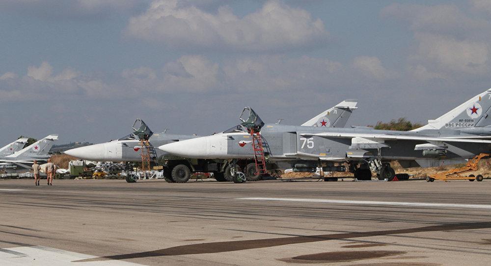 Россия возвращается из Сирии…