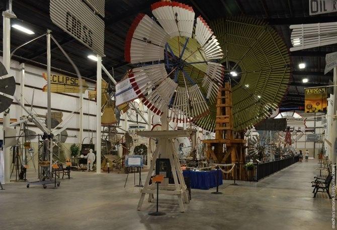 Музей ветряных мельниц