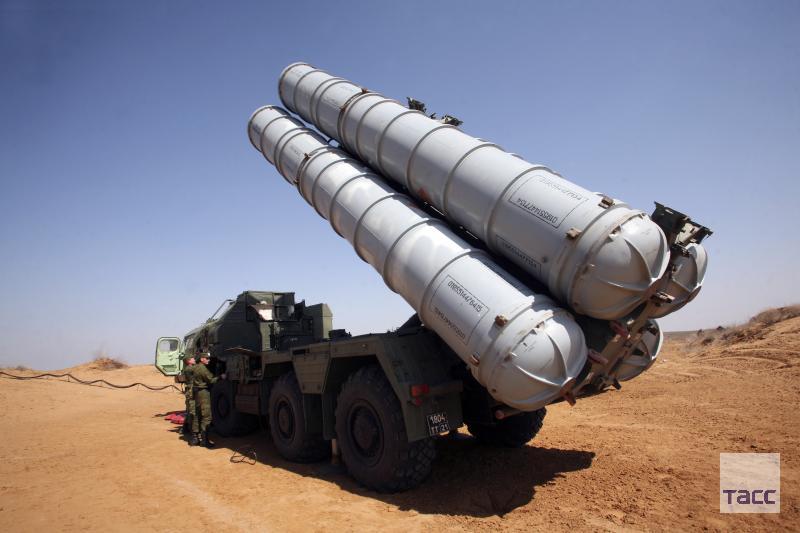 Сирия не будет сообщать о поставках Россией ракетных комплексов С-300
