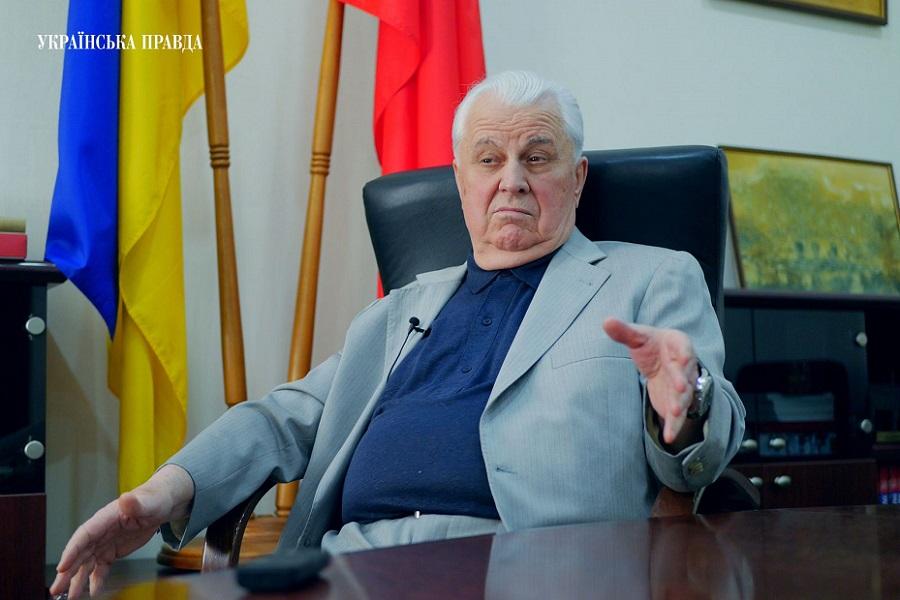 Кравчук - Украина должна отрезать от себя Донбасс, как опухоль