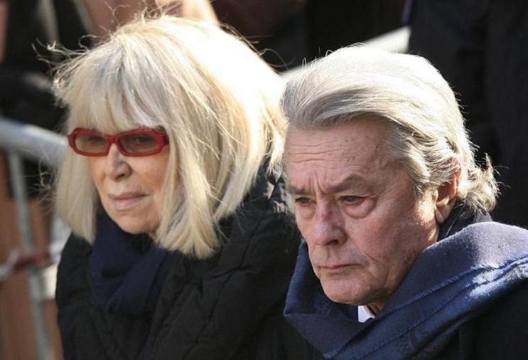 Умерла экс-жена Алена Делона: актриса Мирей Дарк ушла из жизни