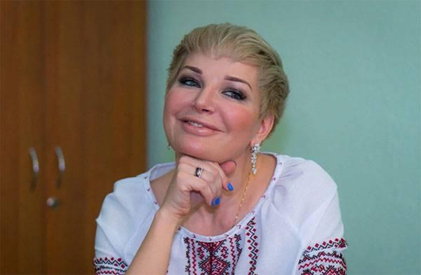 Максакова в Киеве: Чувствую себя в безопасности, так как со мною 24 часа СБУ