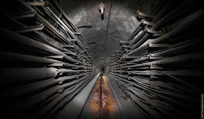 Путешествие в подземелье