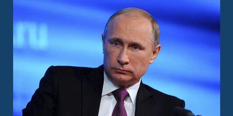 Ослепительное одиночество Путина
