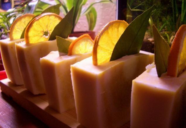 Делаем натуральное домашнее мыло