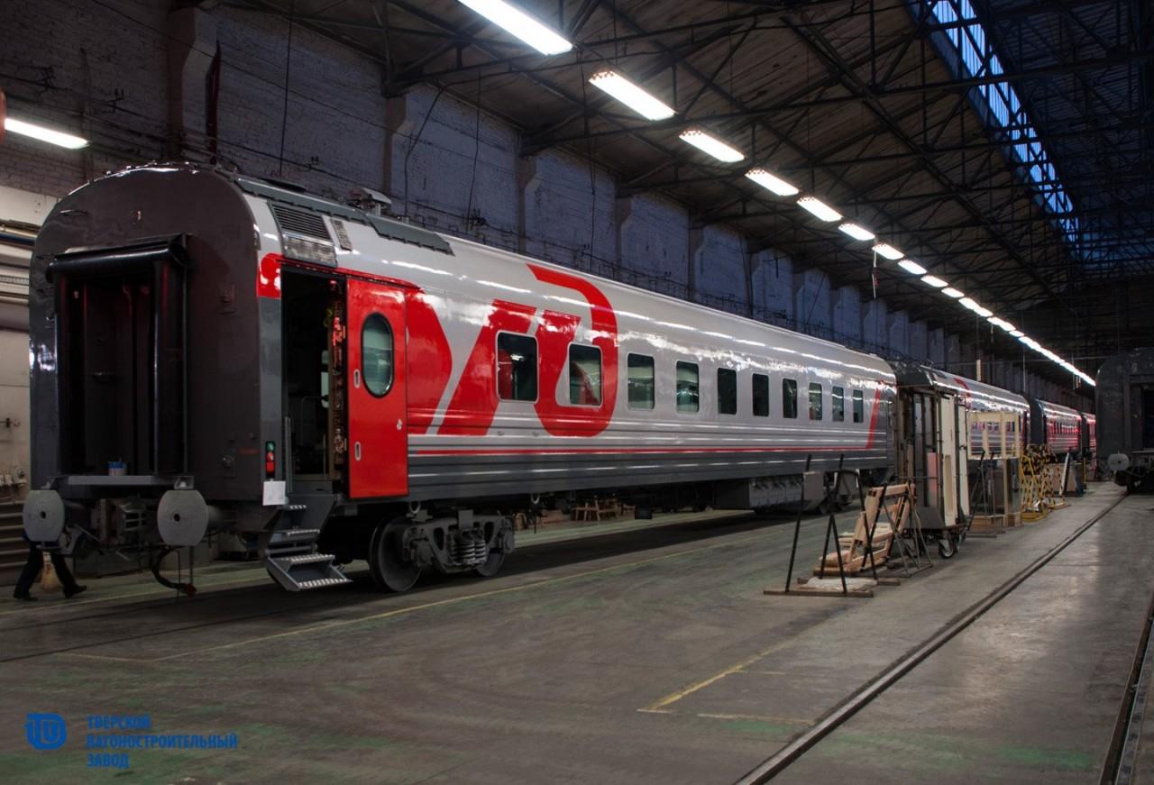 Тысячи новых вагонов: Россия станет путешествовать с комфортом
