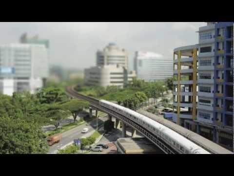 Очень красивое видео. Сингапур
