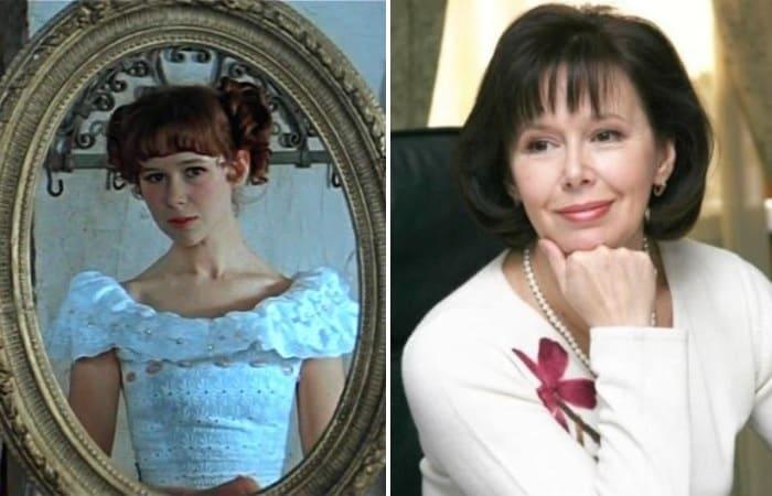 Клеймо «ходячей добродетели»: Почему Евгения Симонова лишилась многих ролей в кино