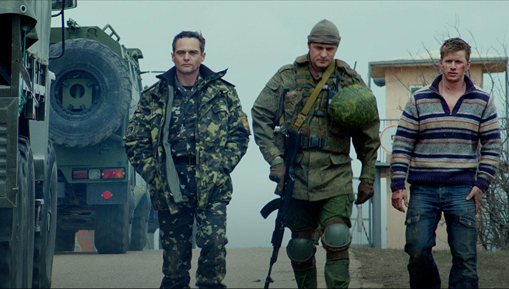 В сети посмеялись над единственным зрителем фильма «Крым»