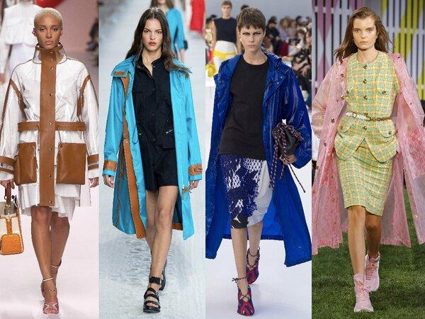 Какая верхняя одежда в моде этой весной?! Полный обзор