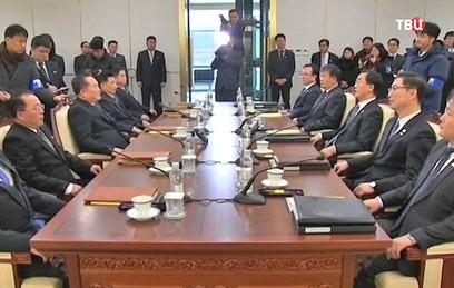 Кремль призвал не мешать переговорам КНДР и Южной Кореи