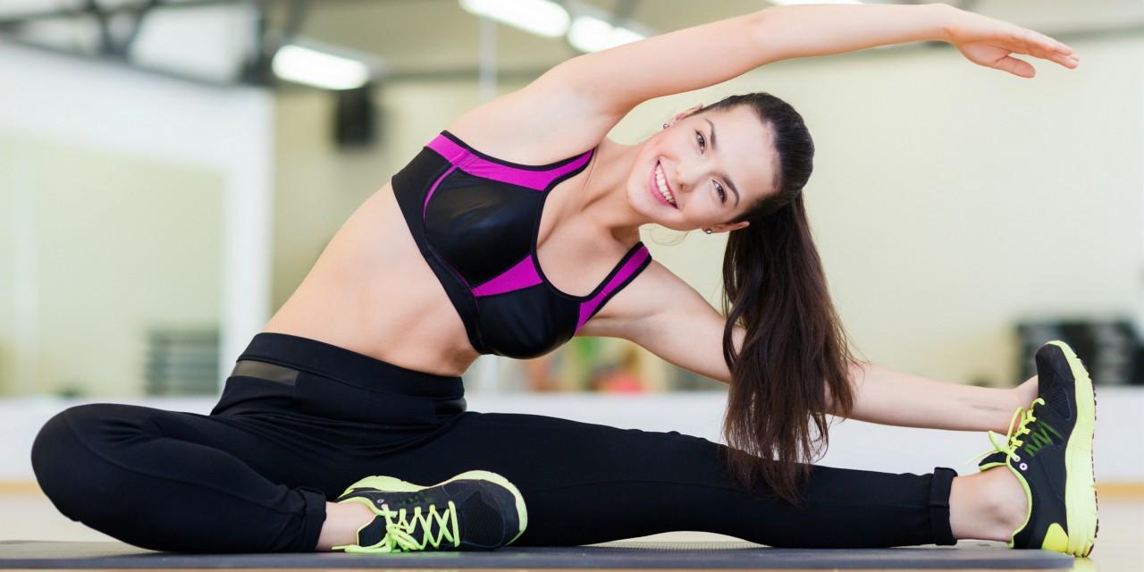 5 весенних жиросжигающих тренировок, которые укладываются всего в 10 минут