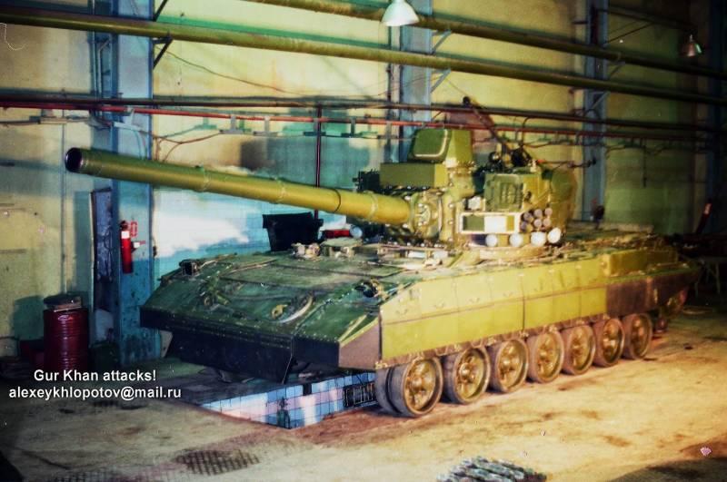 Т-95 против «Арматы»: могла ли Россия получить лучший в мире танк?