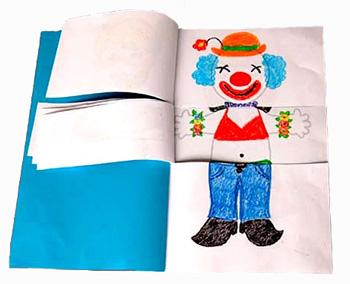 Развивающая книжка своими руками. (1)