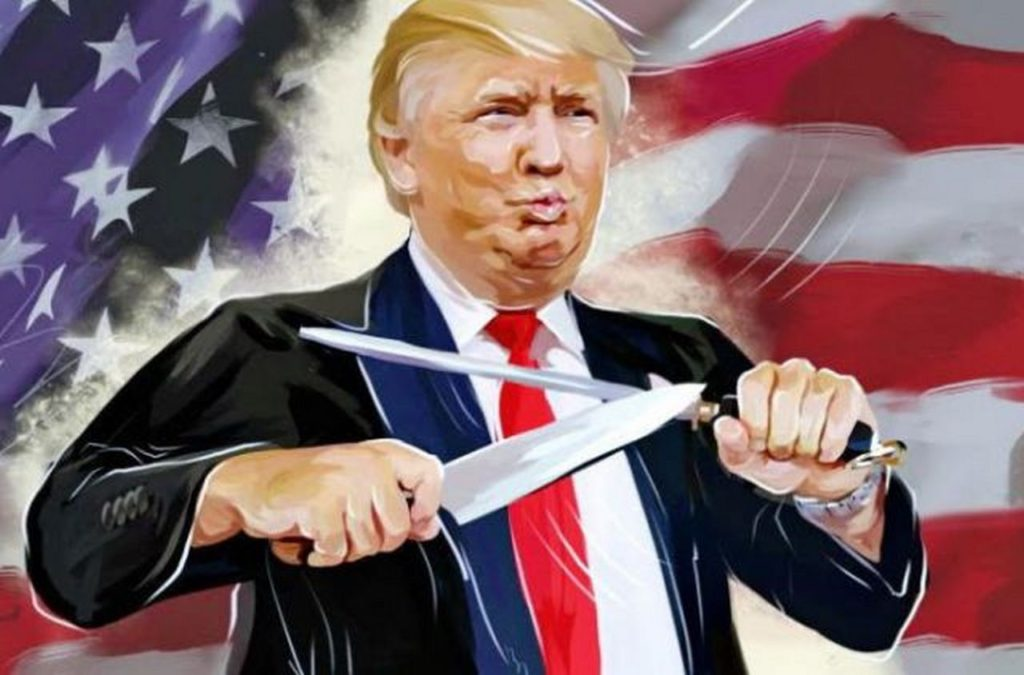 За поворотом: зачем Трампу выход из ДРСМД?