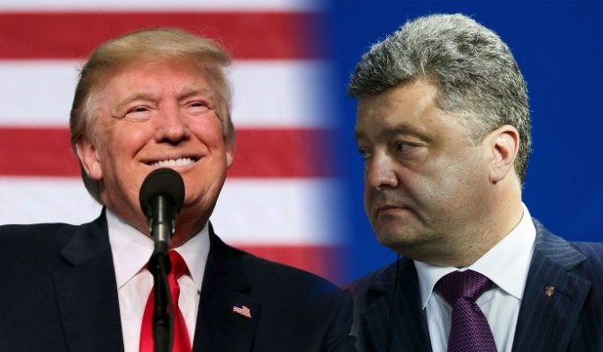 Трамп приготовил Порошенко н…