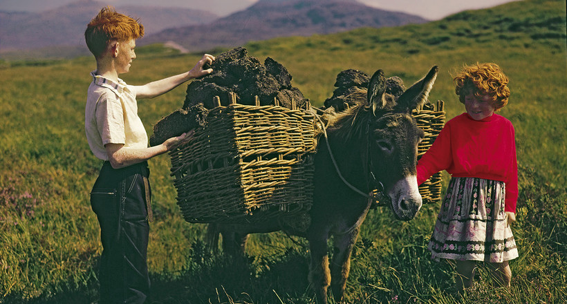 Лучи добра и теплоты: Ирландия в фотооткрытках Джона Хайнда и его учеников