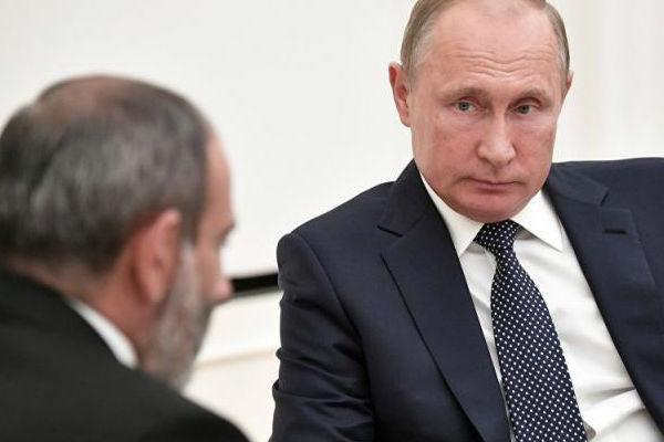 Армянского премьера ждёт серьёзный разговор у Путина