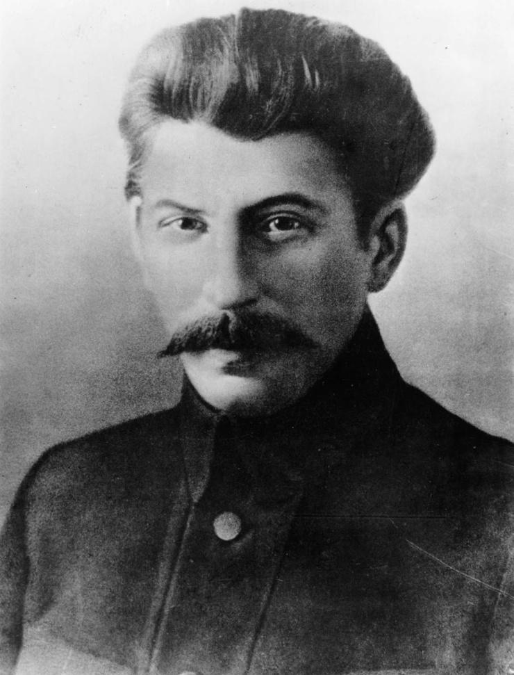 Молодой Джугашвили о национальной политике