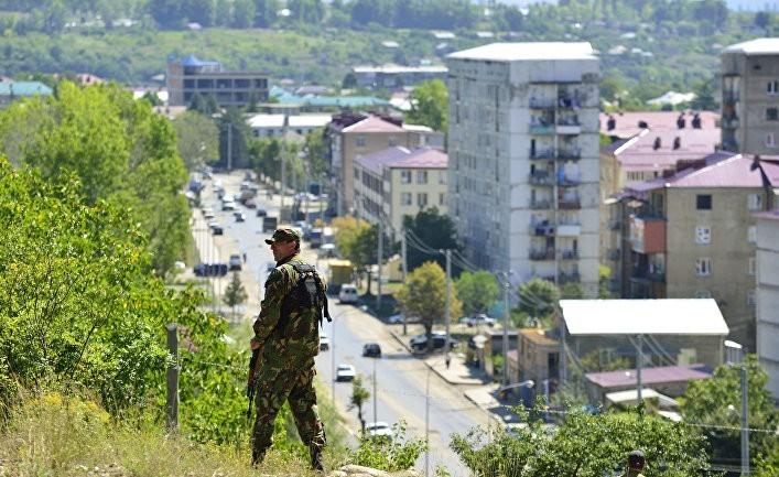 Как Грузия пытается вернуть Абхазию и Южную Осетию